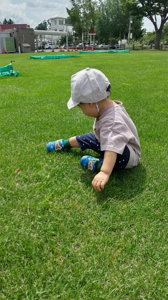 最近の息子の様子(1歳2か月)